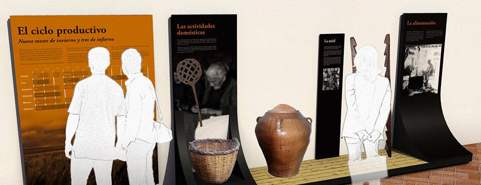Casa Fabián. Proposta museogràfica