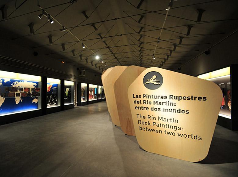 Centre d'interpretació d'Art Rupestre – Río Martín