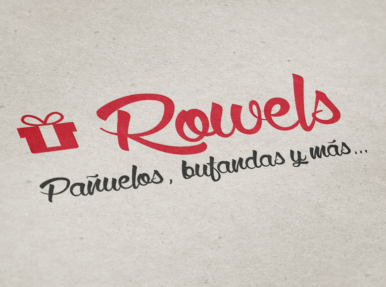 Botiga online per Rowels